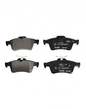 Original Rear Brake Pad Set - 9-3 models (2003-2011)