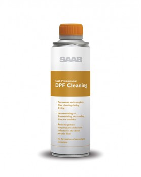 Diesel Particulate Filter Cleaner Pack of 4