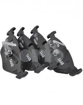 Original Rear Brake Pad Set - 9-5 (99-10) with 300mm discs